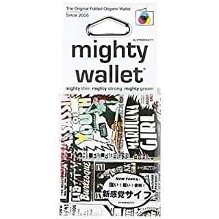 Dynomighty Mighty Tyvek Wallet Brieftasche - REEFER by Annimo - Water, Stain & Tear Resistant