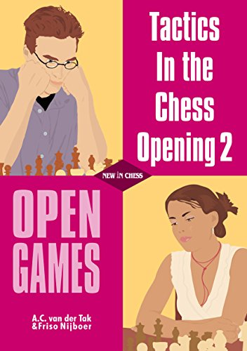 Tactics in the Chess Opening 2: Open Games (English Edition)