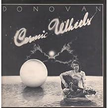 COSMIC WHEELS LP (VINYL ALBUM) UK EPIC
