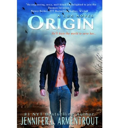 [ ORIGIN (LUX #4) ] BY Armentrout, Jennifer L ( AUTHOR )Aug-27-2013 ( Paperback )