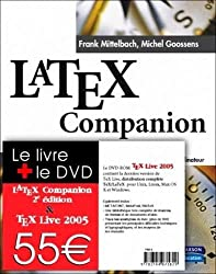 Latex Companion (1DVD)