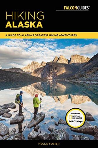 Hiking Alaska: A Guide to Alaska's Greatest Hiking Adventures (Regional Hiking Series) (English Edition) Falcon Beach-serie