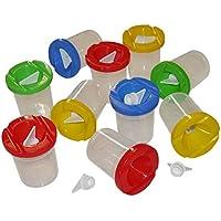 Art Cannucce am351pittura vasi con tappo salvagoccia