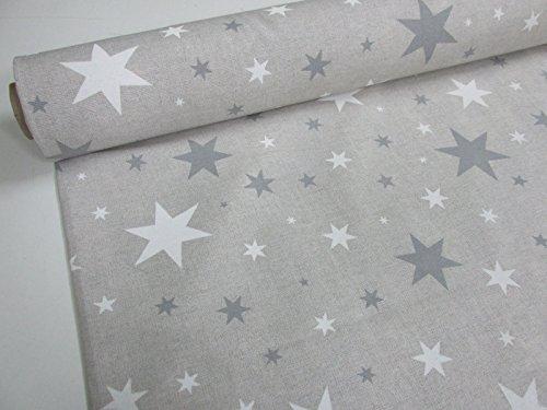 metraje-050-mts-tejido-loneta-estampada-ref-estrella-gris-con-ancho-280-mts