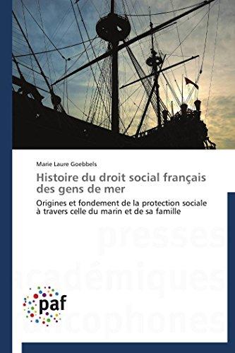 Histoire du droit social français des gens de mer