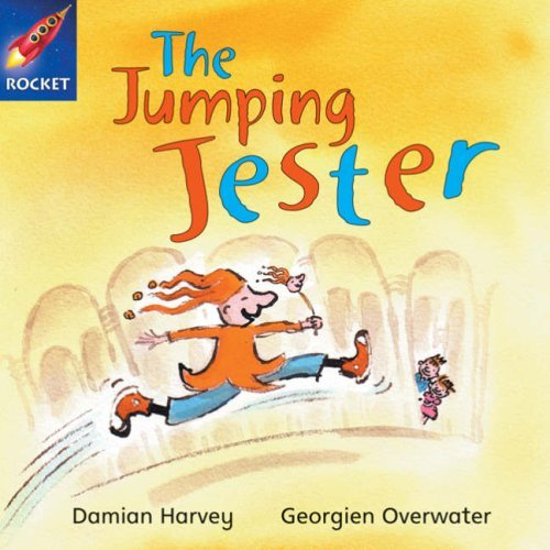 Rigby Star Independent Green Reader 1: The Jumping Jester by Damian Harvey (2003-05-09)