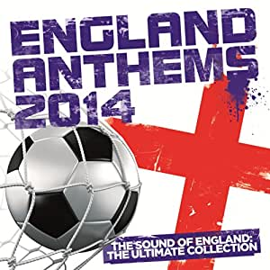 England Anthems 2014