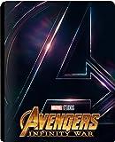 #9: Avengers: Infinity War - Steel Book - 3D BD + BD