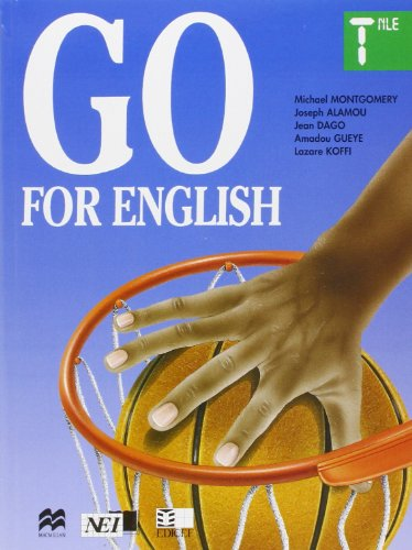 Go for English Terminale, livre élève