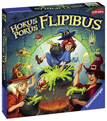 Ravensburger Kinderspiele 20355 Hokus Pokus Flipibus
