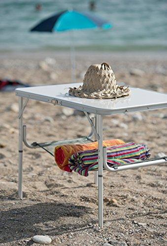 forma marine aluminum camping table 61x90cm foldable case. Black Bedroom Furniture Sets. Home Design Ideas