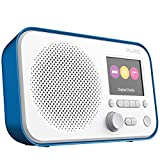 Pure Elan E3 Digitalradio  Blau