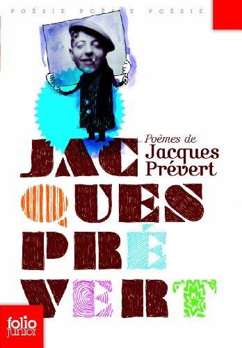 Poèmes by Jacques Prévert (2010-09-23)