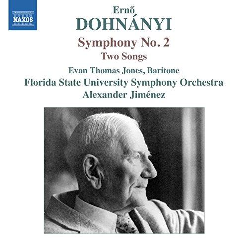 Sinfonie 2/Two Songs -