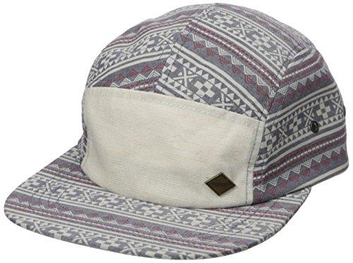 san-diego-hat-co-mens-aztec-five-panel-adjustable-cap-denim-one-size