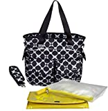 Best Large Diaper Bags - Mummamia Baby's Deluxe Large Capacity Mother Bag Review