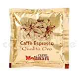 Molinari ESE Espresso Double Coffee Pods X 18