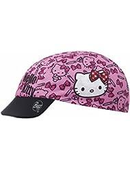 Original Buff Hello Kitty Faces Pink Purple - Cap Coolmax Licenses para niños de 3-9 años, diseño estampado