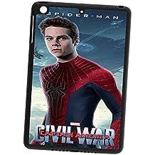 Case Protective Cover,Spiderman Captain America Civil War Case iPad 2, 3 & 4