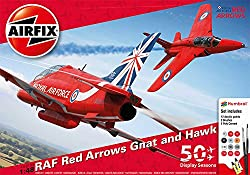 Airfix 1:48 Scale Red Arrows 50th Display Season Gift Set