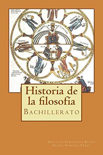 Historia de la filosofía: Bachillerato (Spanish Edition) eBook: Emiliano Fernández Rueda, Felipe Giménez Pérez: Amazon.fr: Amazon Media EU S.à r.l.