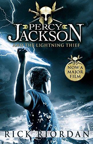 Percy Jackson and the Lightning Thief por Rick Riordan