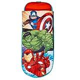 Avengers Junior prêt lit 150cm x 62cm x 20cm