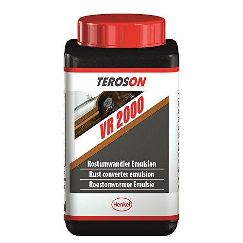 Teroson 770231 Rostumwandler-Emulsion, 500 ml