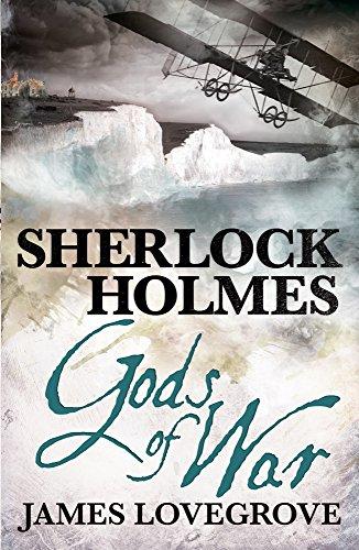 SHERLOCK HOLMES GODS OF WAR MMPB