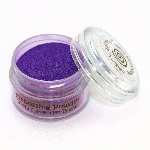 Unbekannt Cosmic Shimmer Viola Lavender Blaze Embossing-Pulver, Violett (Pulver Emboss)
