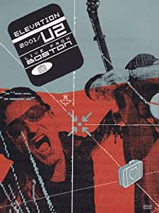 U2: Elevation Tour - Live In Boston [DVD] [2001]