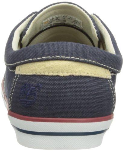 Timberland Ekhokcmp Boatox TAUP Taupe, Sneaker Unisex-Adulto blu (Blau (Blue))