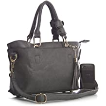 Big Handbag Shop, Borsa a secchiello donna One
