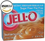 Jell-O Butterscotch Sugar Free Gelatin Dessert 28g