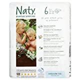 Naty by Nature Babycare – Windeln Gr. 6 – Lot de 3 Pakete (54 Windeln)