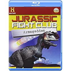 Jurassic Fight Club - Armageddon (Blu-Ray+Booklet) [Italia] [Blu-ray]