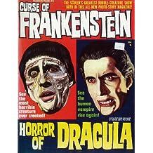 Maldición de Frankenstein No 2Horror de Drácula Art Print
