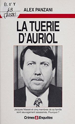 La Tuerie d'Auriol