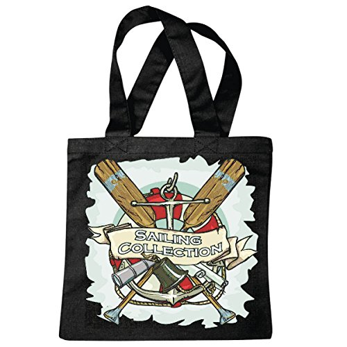 sac à bandoulière COLLECTION DE VOILE PIRATE VOILIER VOILIER DIRECTION SKULL CORSAIR ANCRE SKULL PIRATE VOILIER VOILIER DIRECTION SKULL PIRATE SAILING Collektion SKULL CANCER DE DIRECTION BUCCANEER S