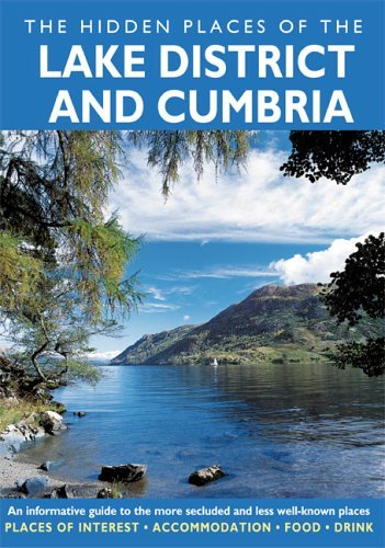 The Hidden Places of the Lake District & Cumbria (Travel Publishing) by Barbara Vesey (16-Sep-2005) Paperback