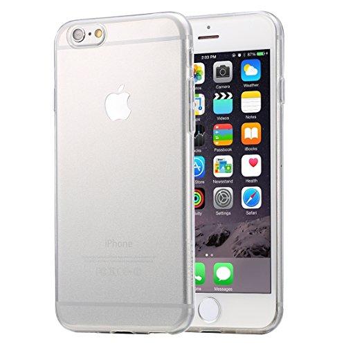 Phone case & Hülle Für IPhone 6 / 6s, 0.3mm Zero Serie Transparente TPU Schutzhülle ( Color : Transparent ) Transparent