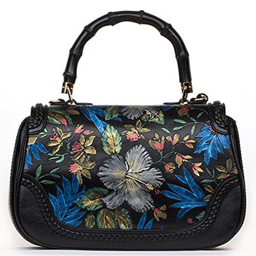 Damen Trend Schultertaschen Handtaschen Beuteltaschen Bags Bags Velours Cool Wildleder Beutel Tasche Hobo Rot Keshi Veloursleder Leder 1UwaEKqw4
