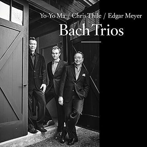 J.S. Bach : Trios - Édition Limitée