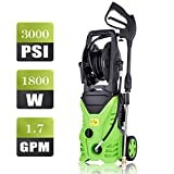 Best Electric Pressure Washers - Simlive High Pressure Power Washer 1800W Electric Pressure Review