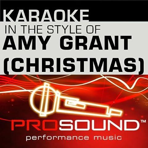 Breath Of Heaven (Karaoke Instrumental Track)[In the style of Amy Grant]