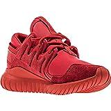 adidas Men Tubular Nova (red/Black) Size 4.5 US