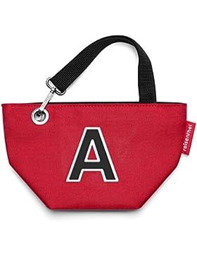 reisenthel mybag Kinderwagentasche Kidsbag Kids Schlüsseltasche Namenstasche Bag-in-Bag MY0201 - Buchstabe A