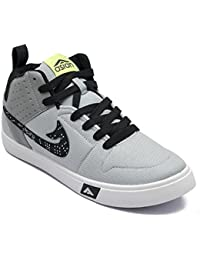 ASIAN Shoes SKYPY-31 Grey Black Men Casual Shoes