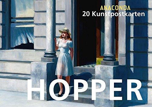 d Hopper (Kunst Postkarten)
