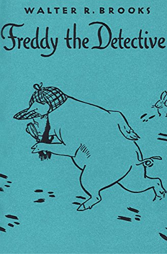 Freddy the Detective (Freddy the Pig Book 3) (English Edition)